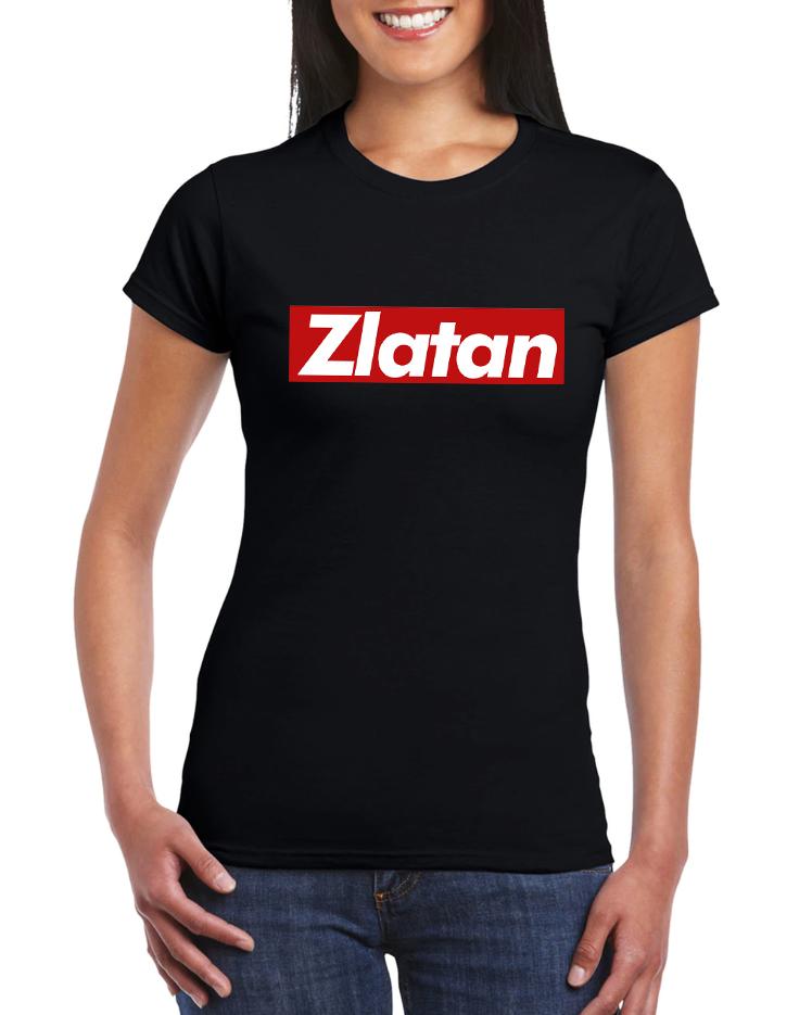 Dámské tričko Zlatan Ibrahimovič Velikost: XL