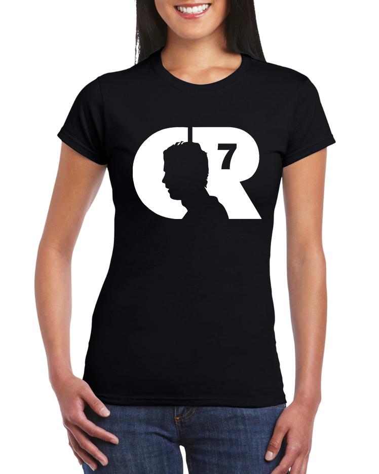 Dámské tričko Cristiano ronaldo Velikost: XL