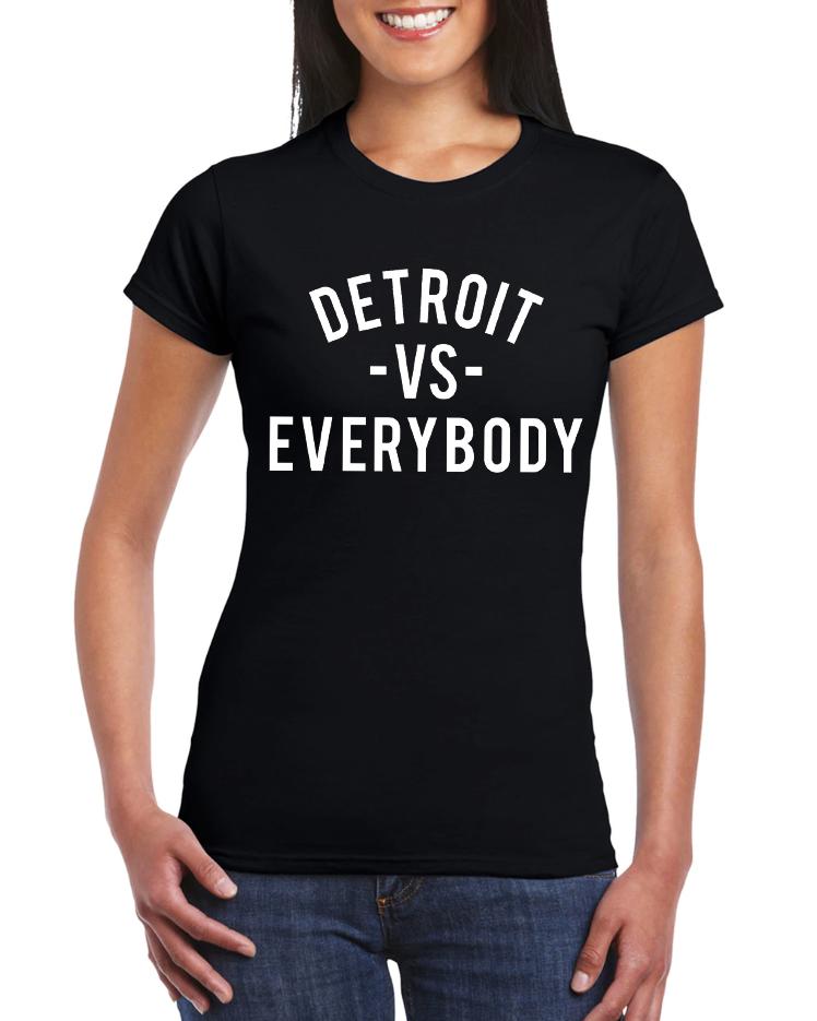 Dámské tričko Eminem Detroit Velikost: XXL