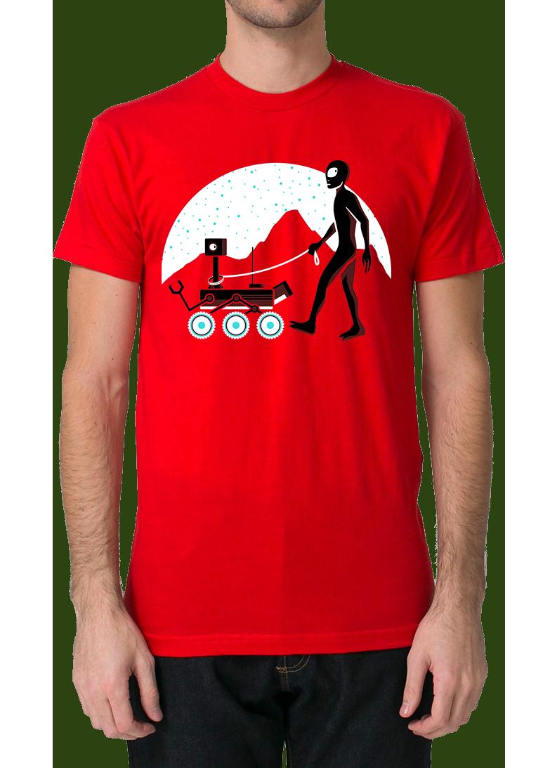 Pánské tričko Mars Velikost: XXL