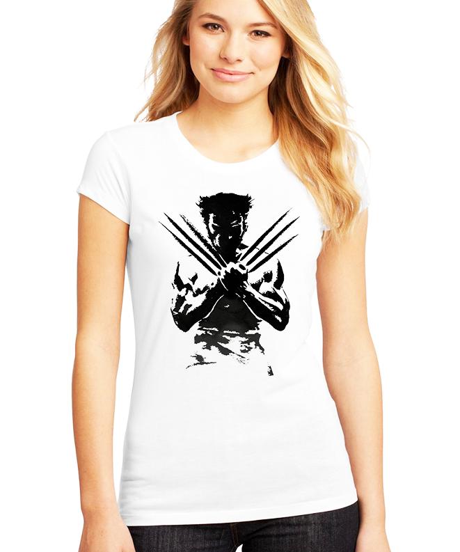 Dámské tričko Wolverine Velikost: XXL