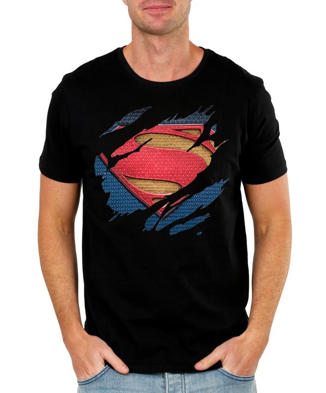 Pánské tričko Superman Velikost: XXL