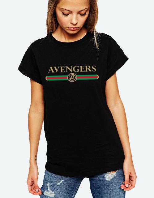 Dámské tričko Avengers Infinity war Velikost: XL