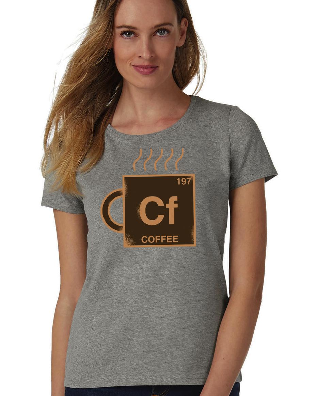 Dámské tričko Kafe Velikost: XXL