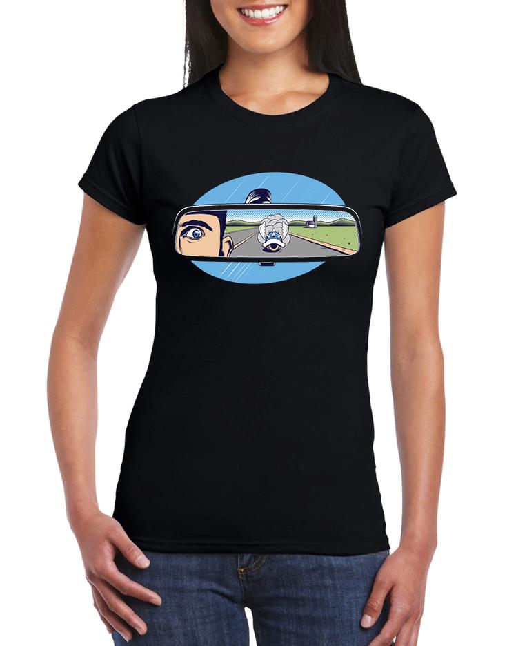 Dámské tričko Rider Velikost: XL