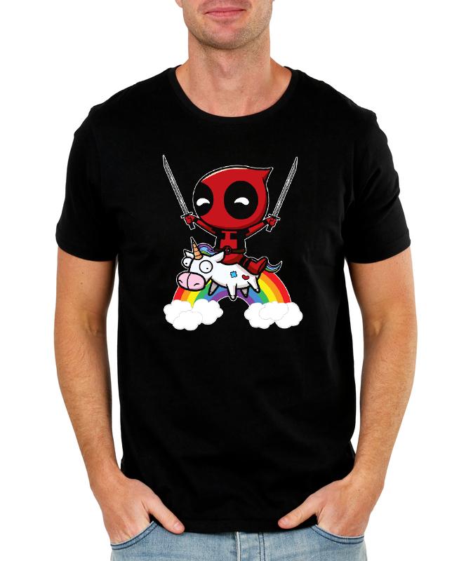 Pánské tričko Deadpool Velikost: XXL
