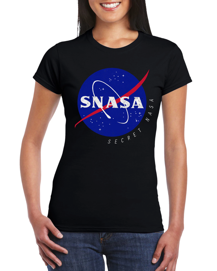 Dámské tričko HIMYM - Snasa Tajná NASA Velikost: M
