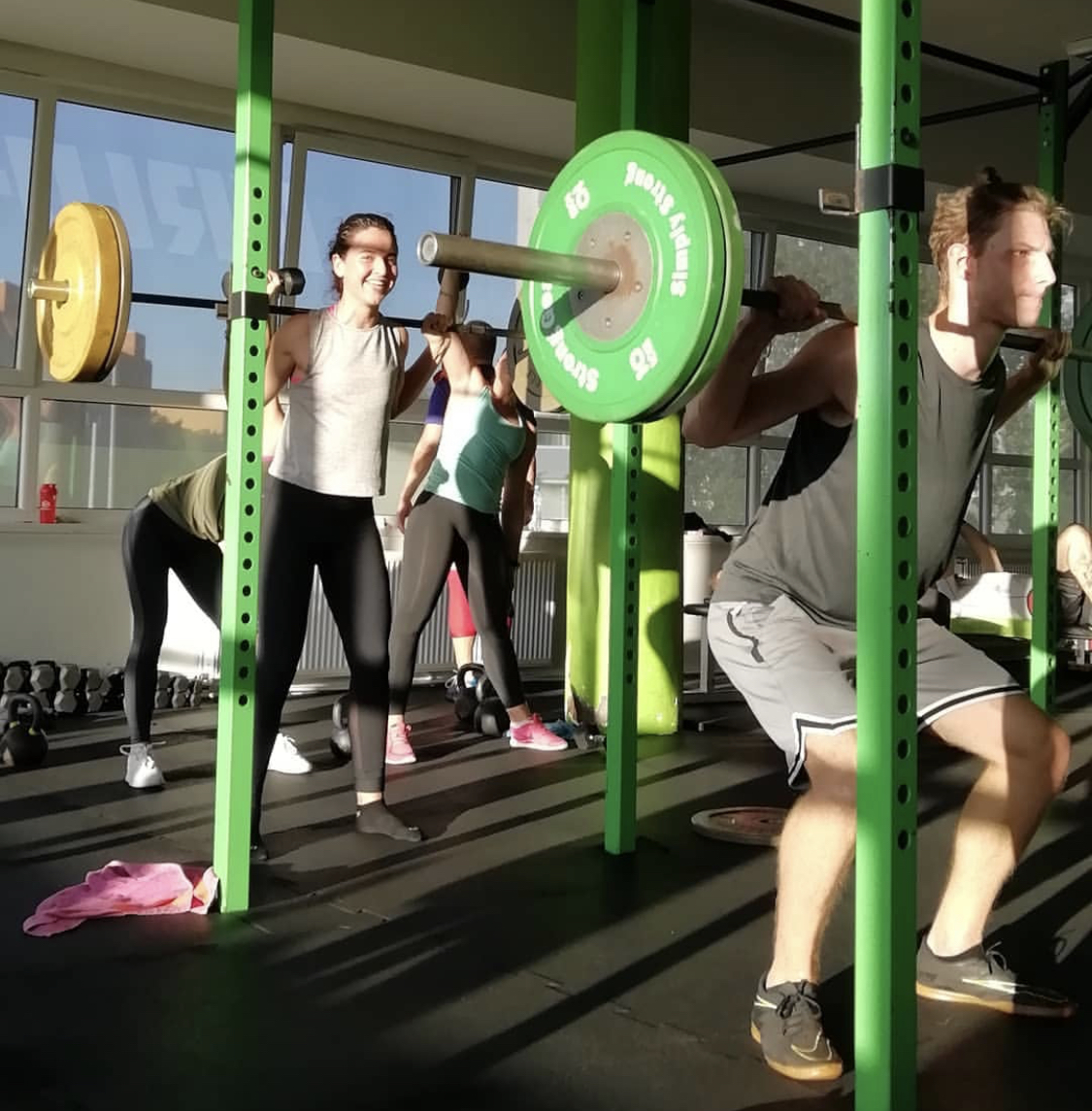 Jak se stravovat při silovém tréninku
