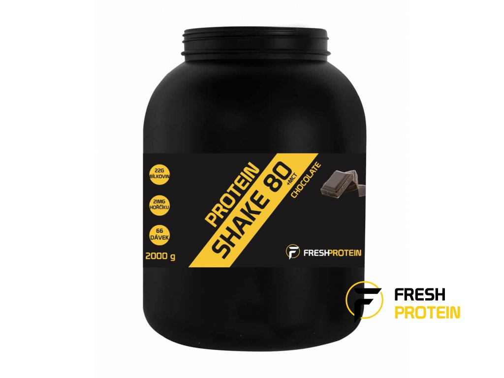 MCT Protein Shake 80