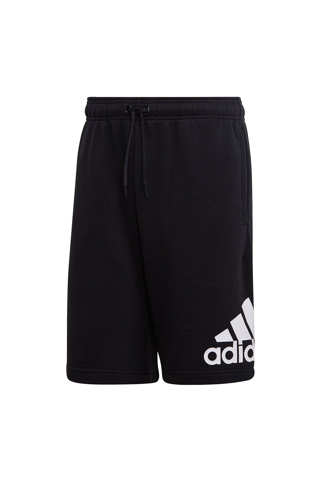 Pánske kraťasy adidas Must Have BOS Short French Terry čierne DX7662