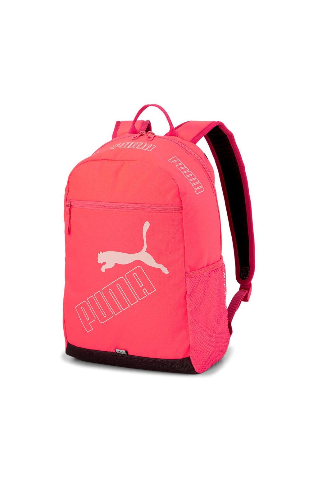 Batoh Puma Phase Backpack II 077295 12 ružový