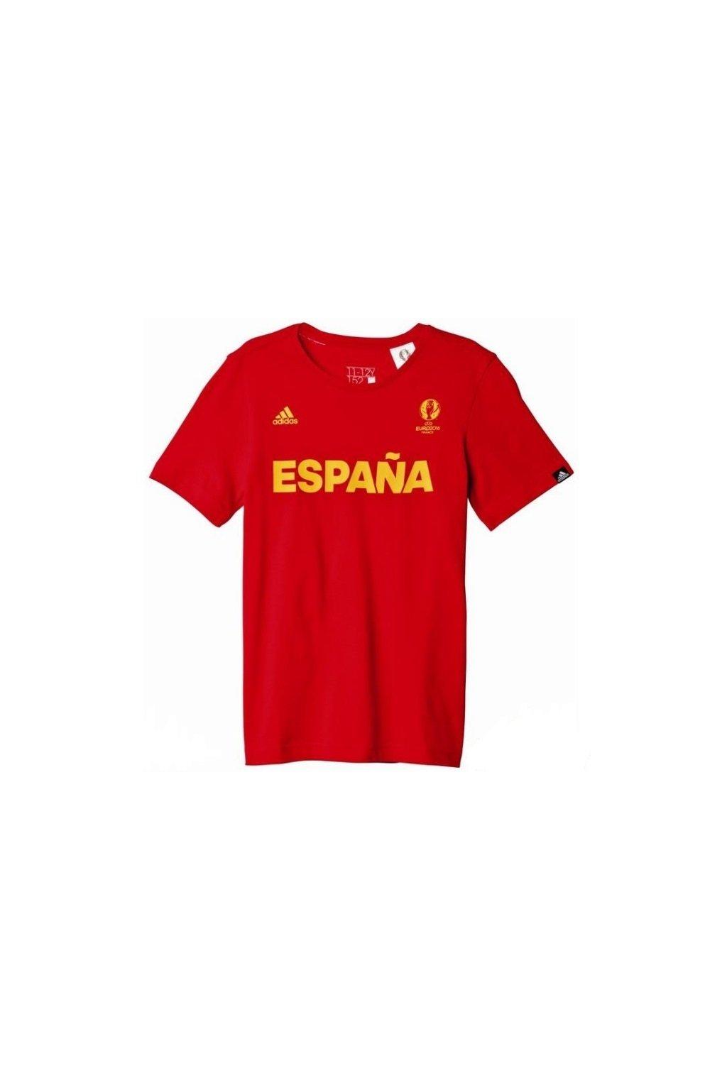 Detské tričko Adidas Spain AI5676 - Fresh sport 66004076fa1