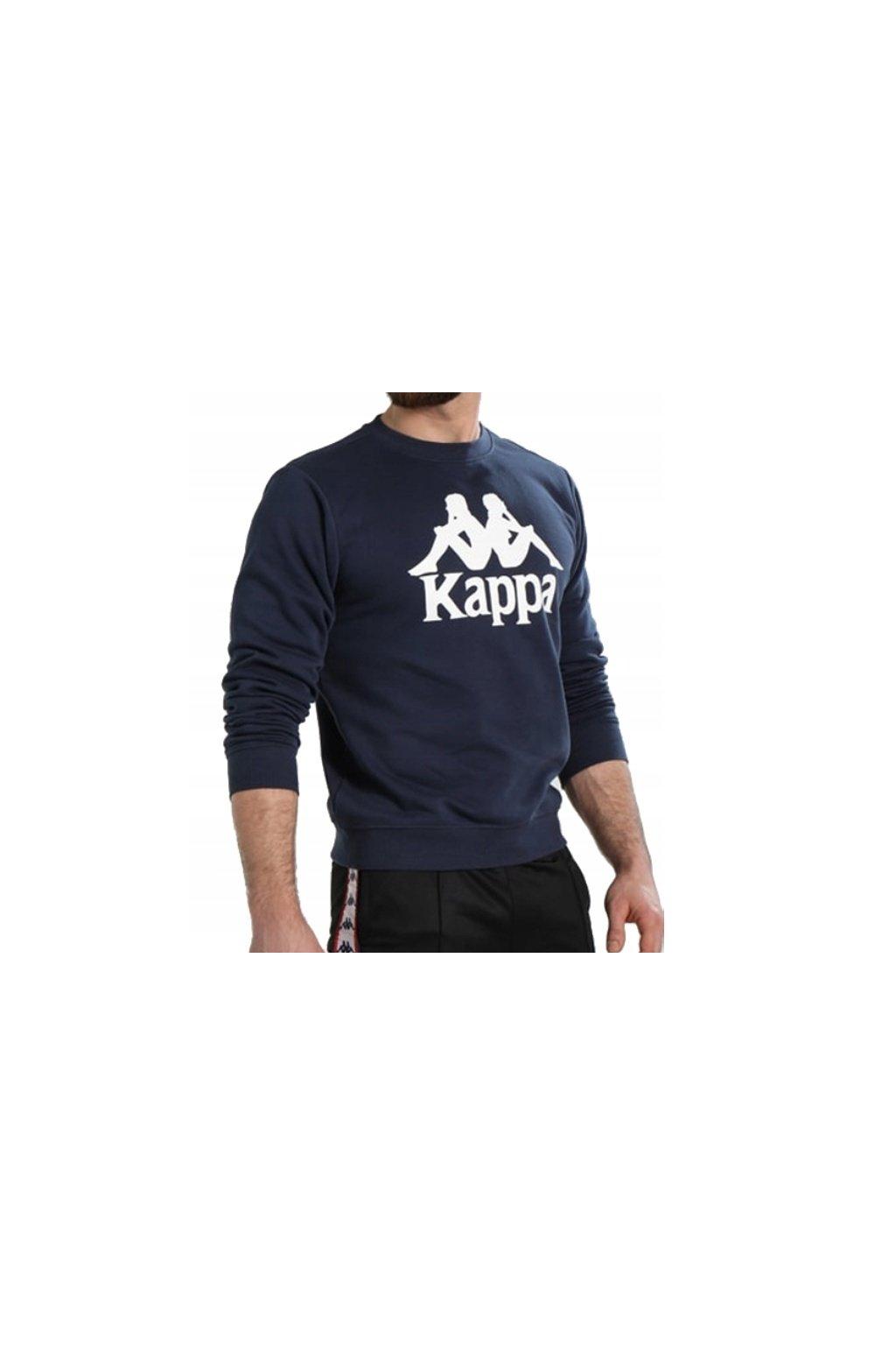 d9f9b23aae9f9 Pánska mikina KAPPA 703797-821 - Fresh sport