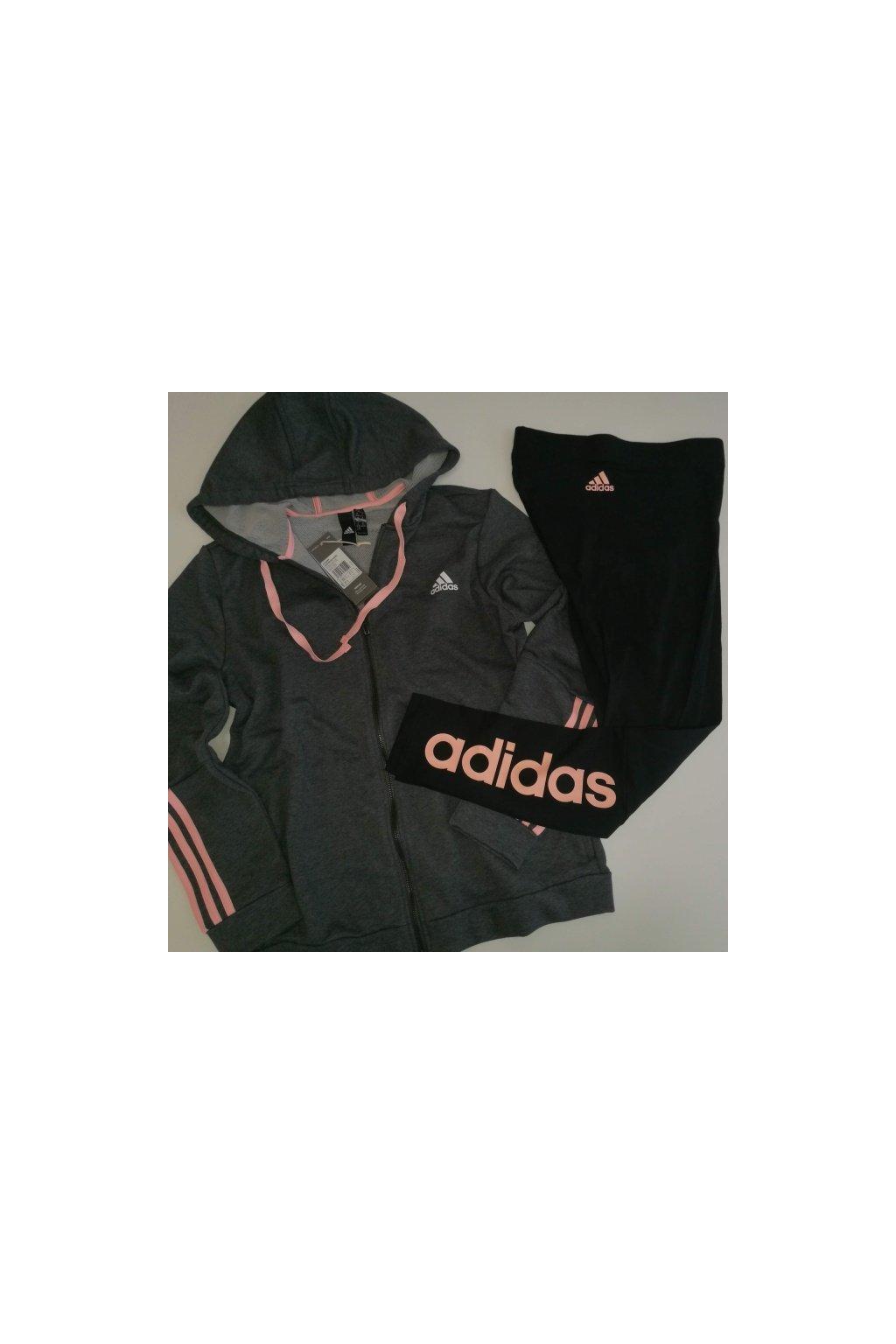 Dámska mikina Adidas COM MS FZ HOOD - CZ2294 - Fresh sport 9f685cc973