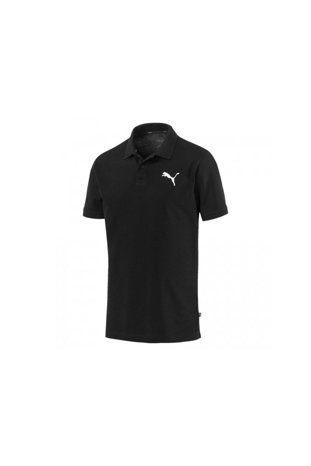 069fbb1e96e0 PUMA Essentials pánske polo tričko 851759-21 - Fresh sport