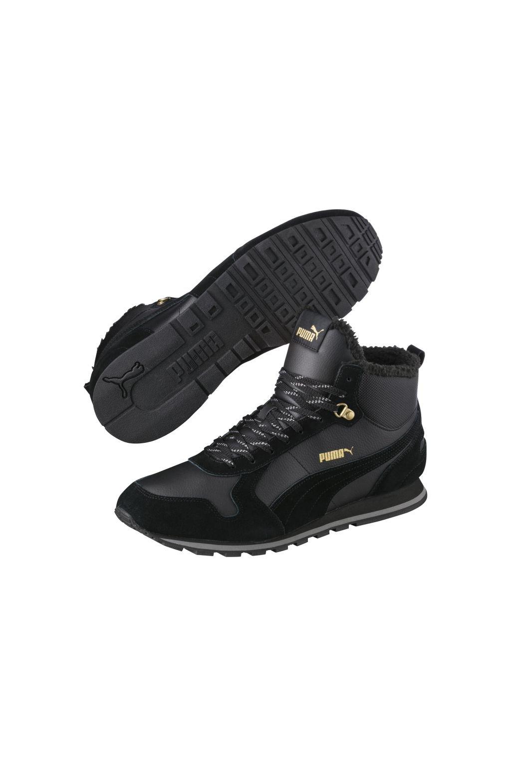 cd4e8eb280bf PUMA ST RUNNER pánske zateplené bežecké boty 365102-01 - Fresh sport