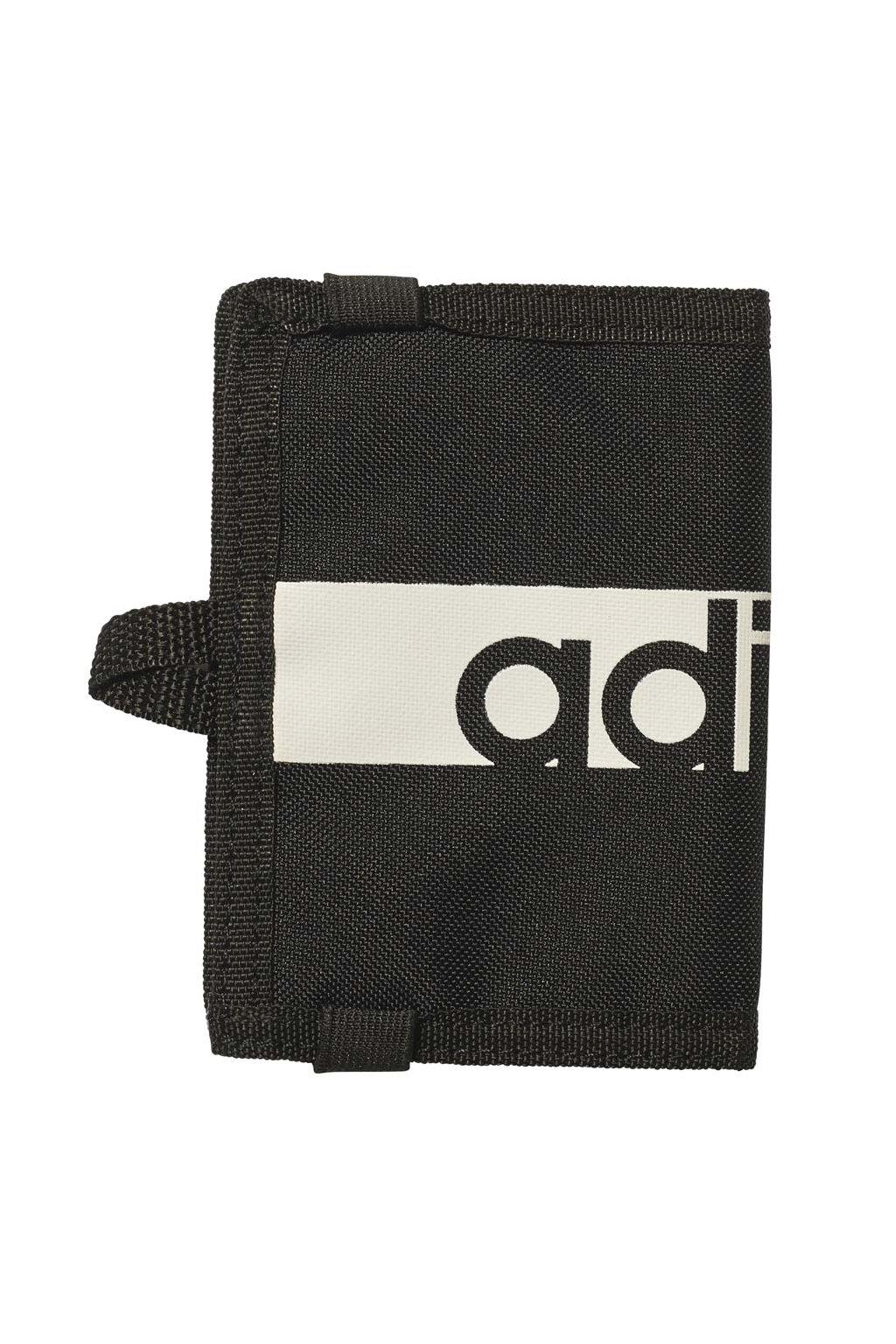 Peňaženka Adidas Linear Performance čierna S99979