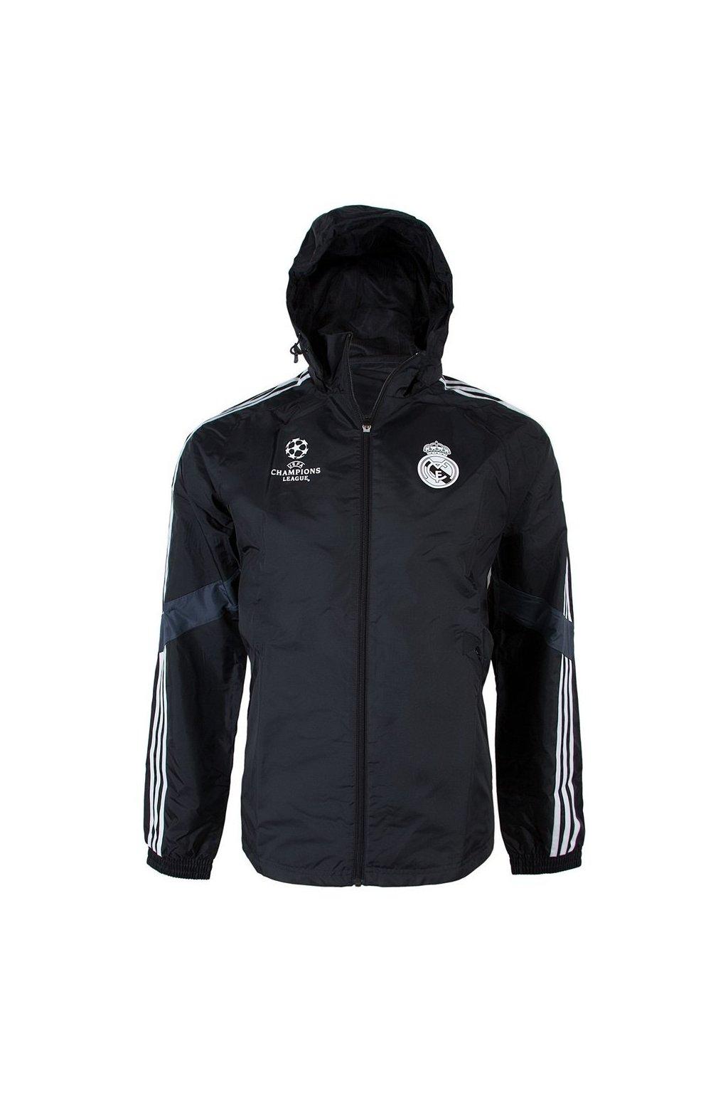 0122a1b1a4abb ADIDAS REAL MADRID pánska prechodná bunda - Fresh sport
