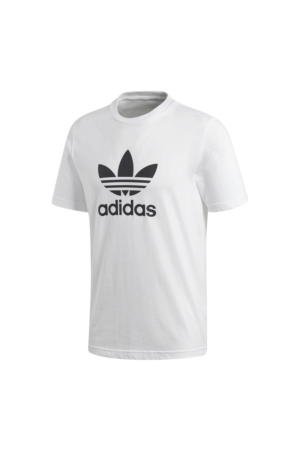 Pánske tričko Adidas Trefoil biela CW0710