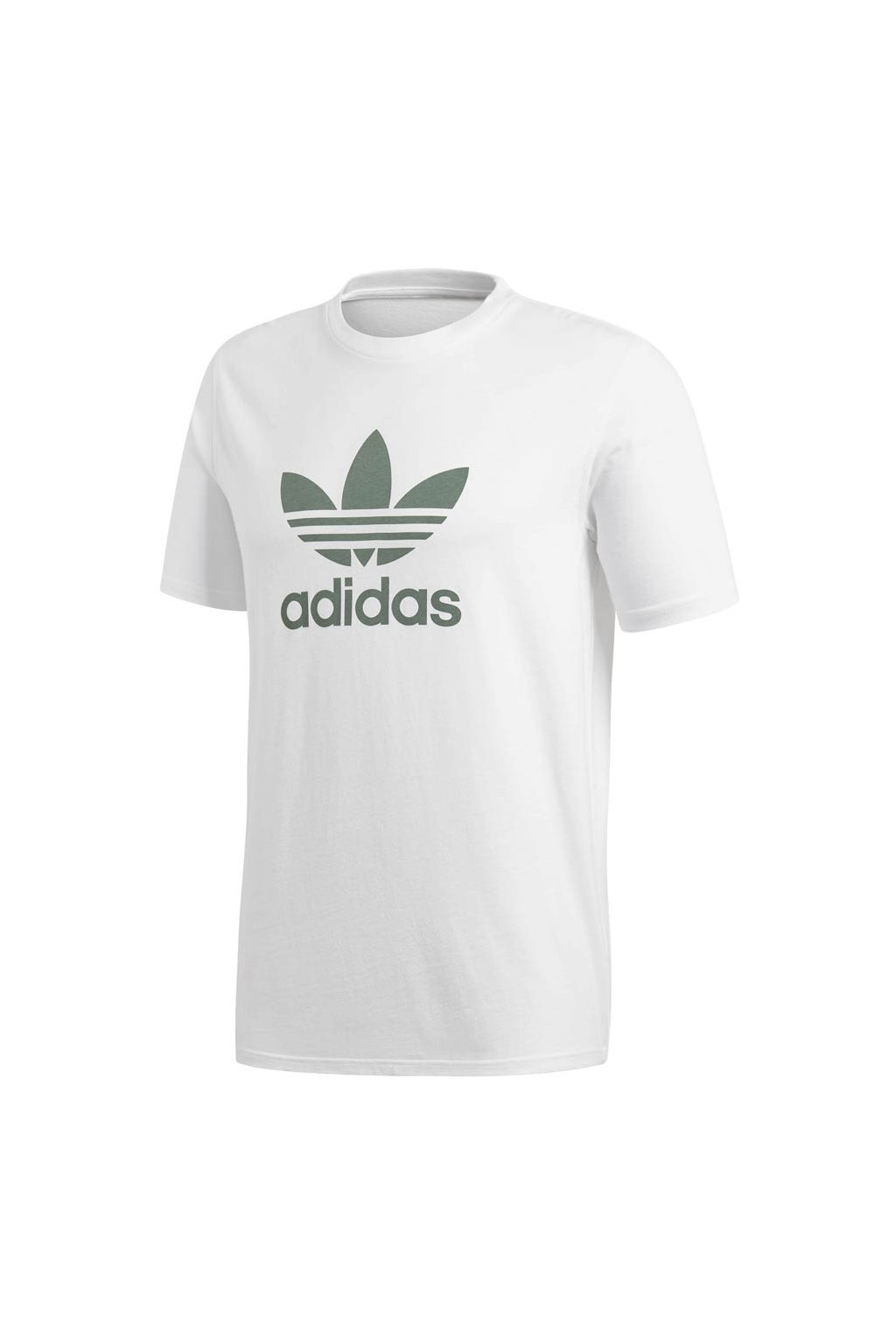 Pánske tričko Adidas Trefoil DH5773 biele