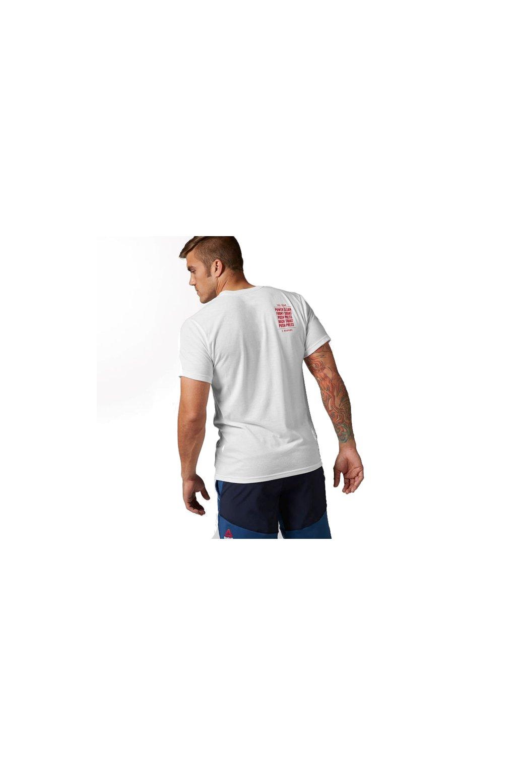 073694bbe7958 eng pm T Shirt Reebok CrossFit Bear Tee B83985 38229 2 REEBOK CROSSFIT  pánske tričko ...