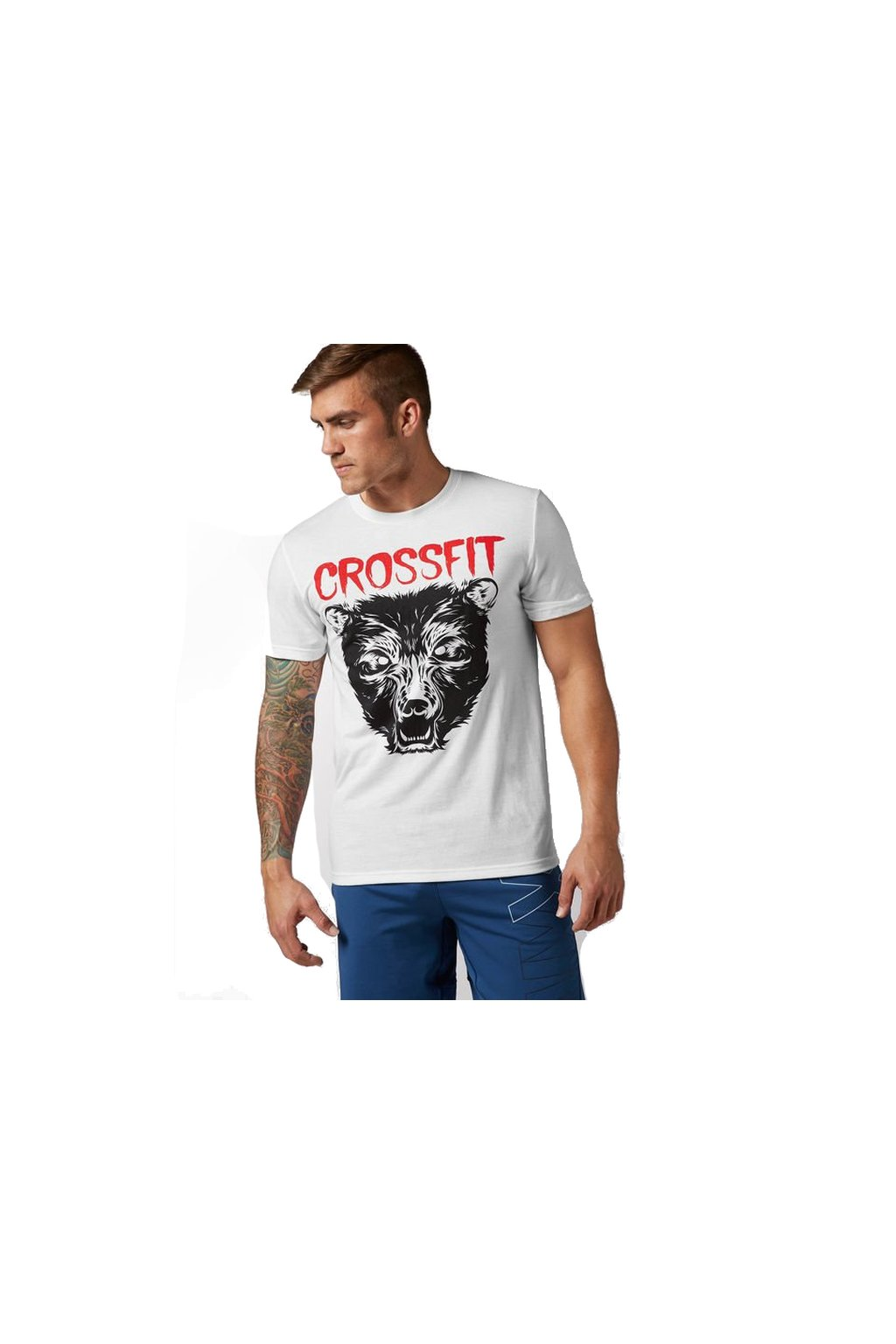 7388c1d58c484 eng pl T Shirt Reebok CrossFit Bear Tee B83985 38229 1