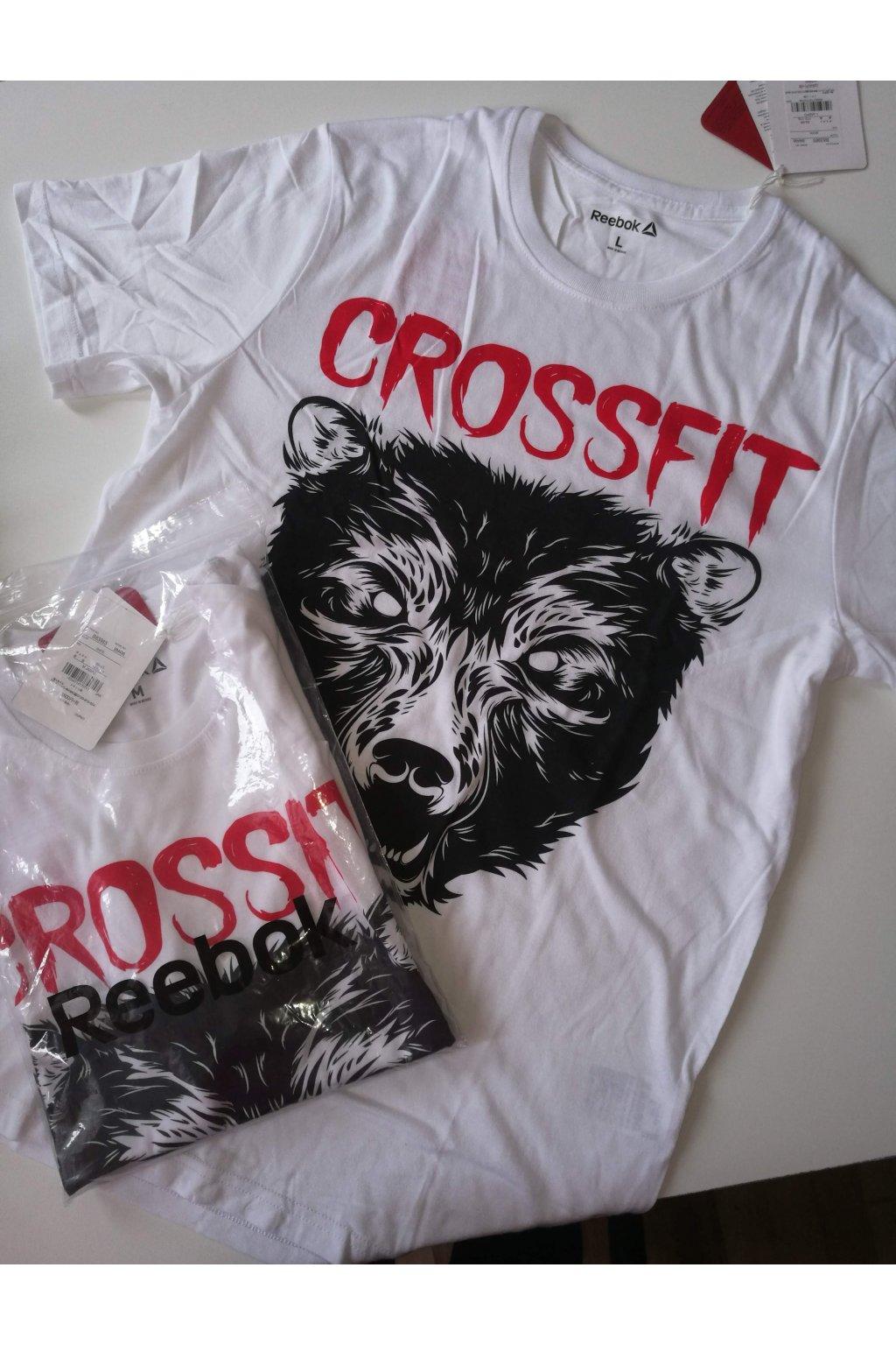 55f594f25f23a REEBOK CROSSFIT pánske tričko, B83985 - Fresh sport