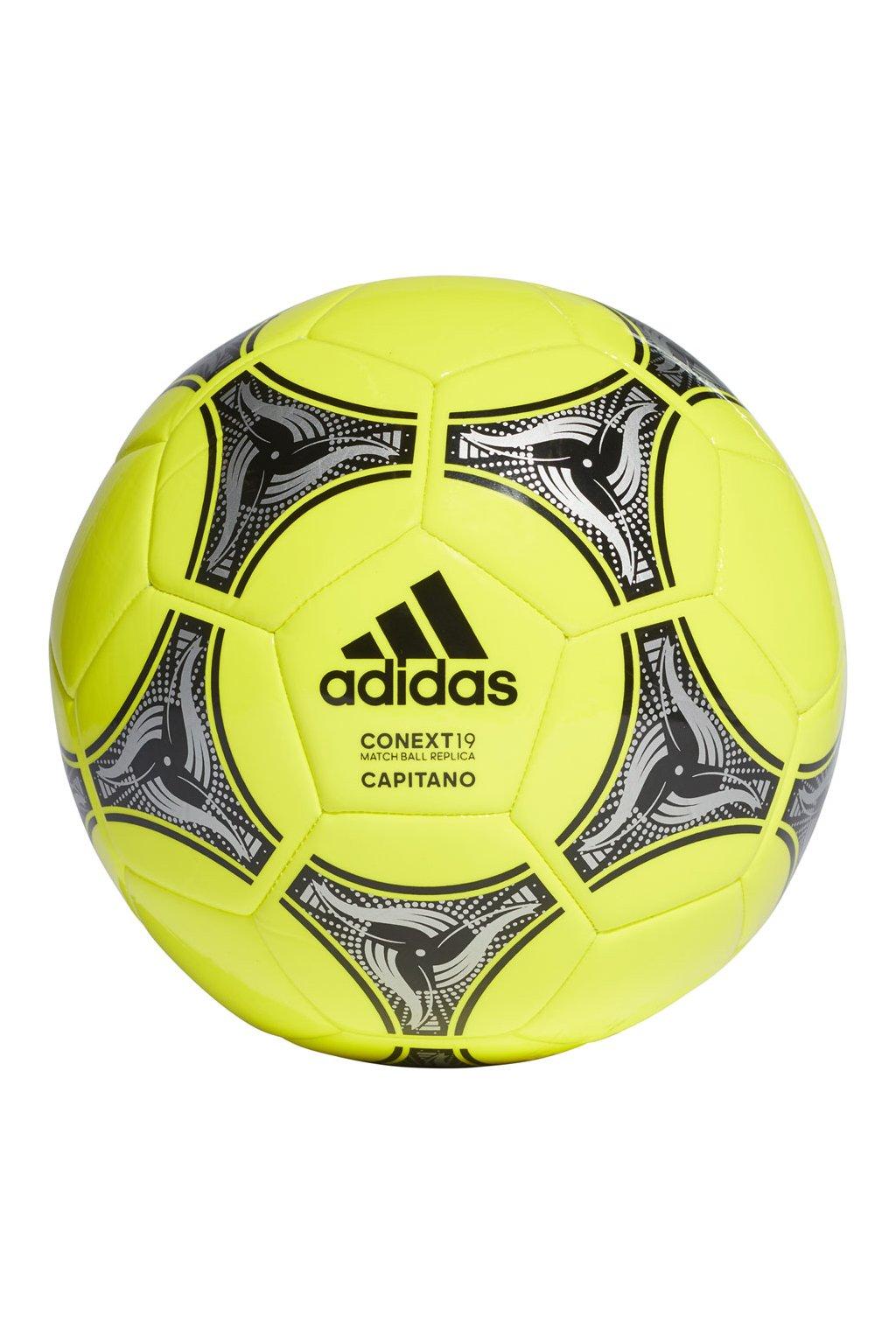 Futbalová lopta adidas Conext 19 Capitano DN8639