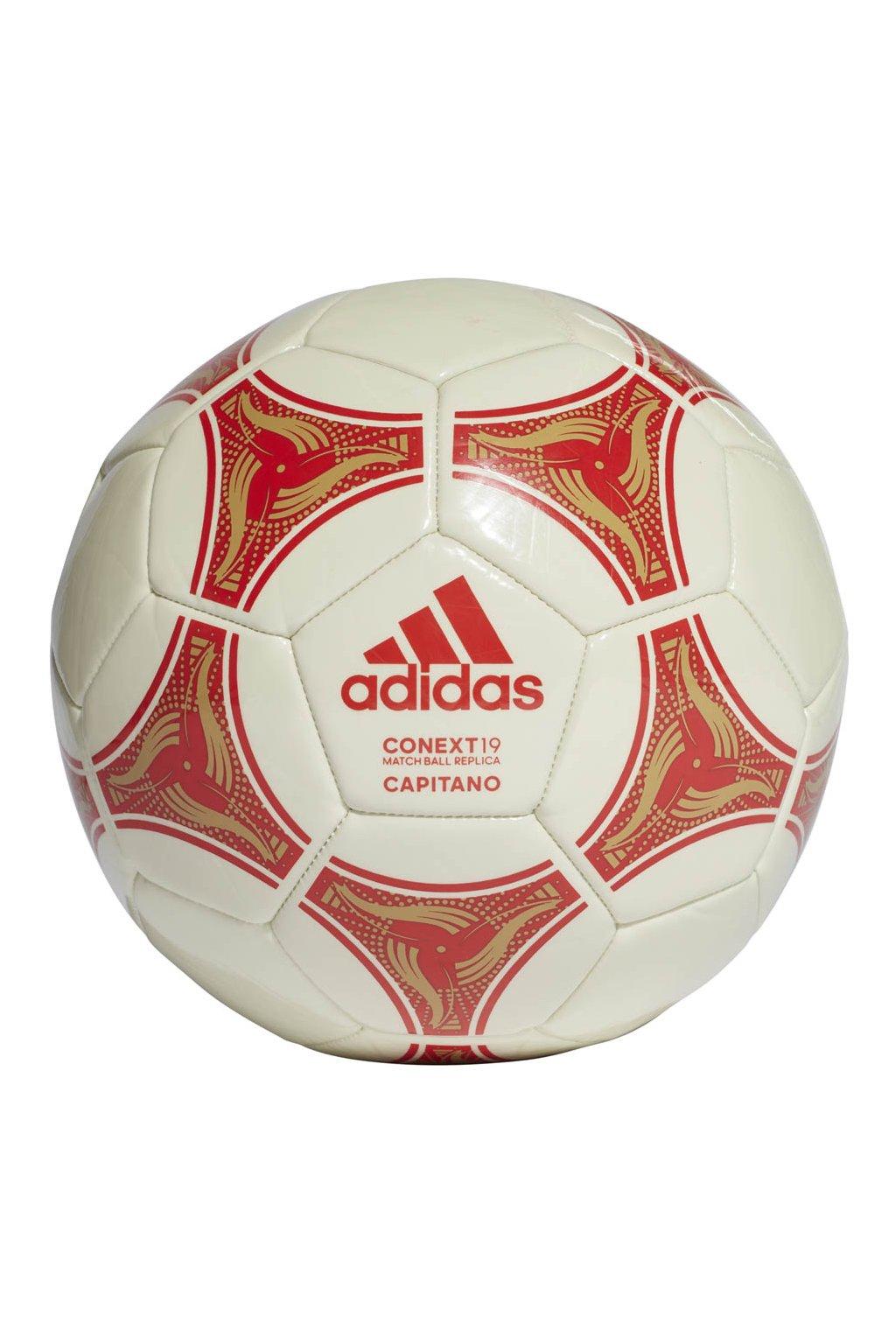 Futbalová lopta adidas Conext 19 Capitano DN8640