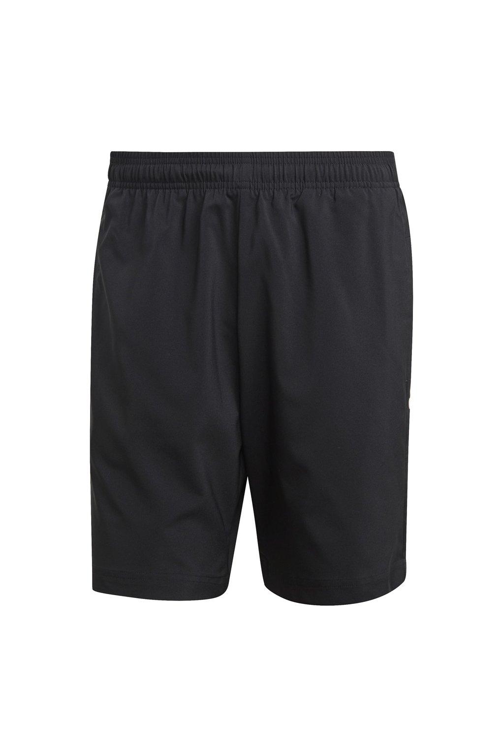 Pánske šortky Adidas Essentials Linear čierne DQ3074