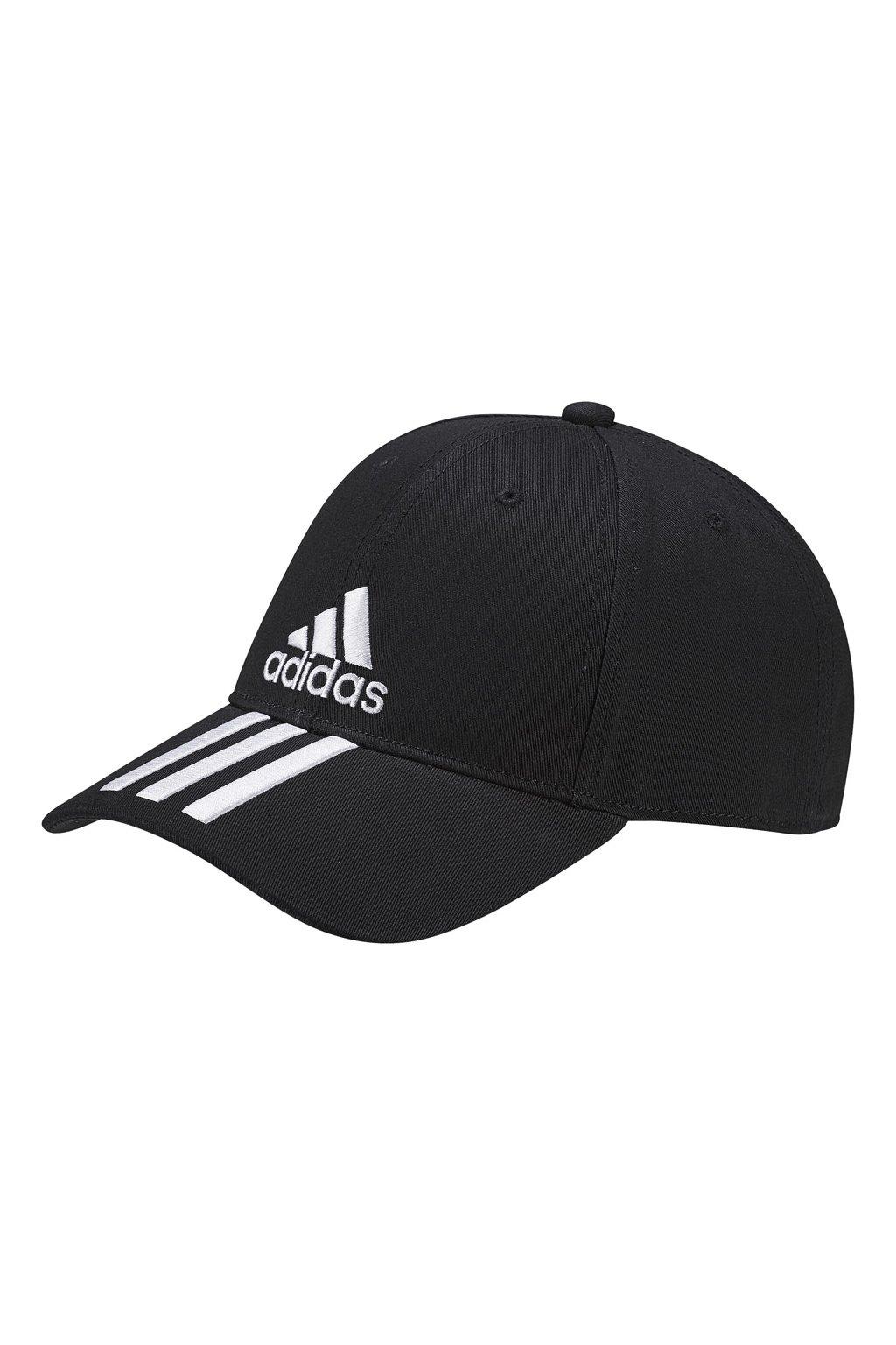 Adidas juniorská šiltovka čierna DU0196