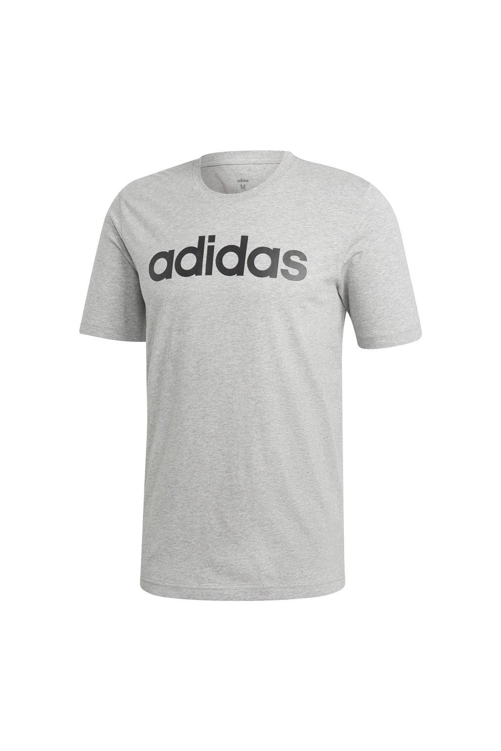 Pánske tričko Adidas Essentials Linear Tee DU0409