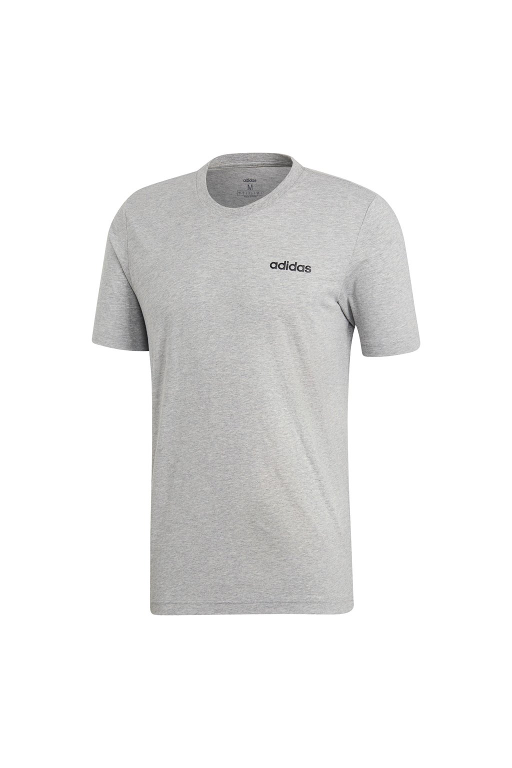 Pánske tričko Adidas Essentials Plain Tee DU0382