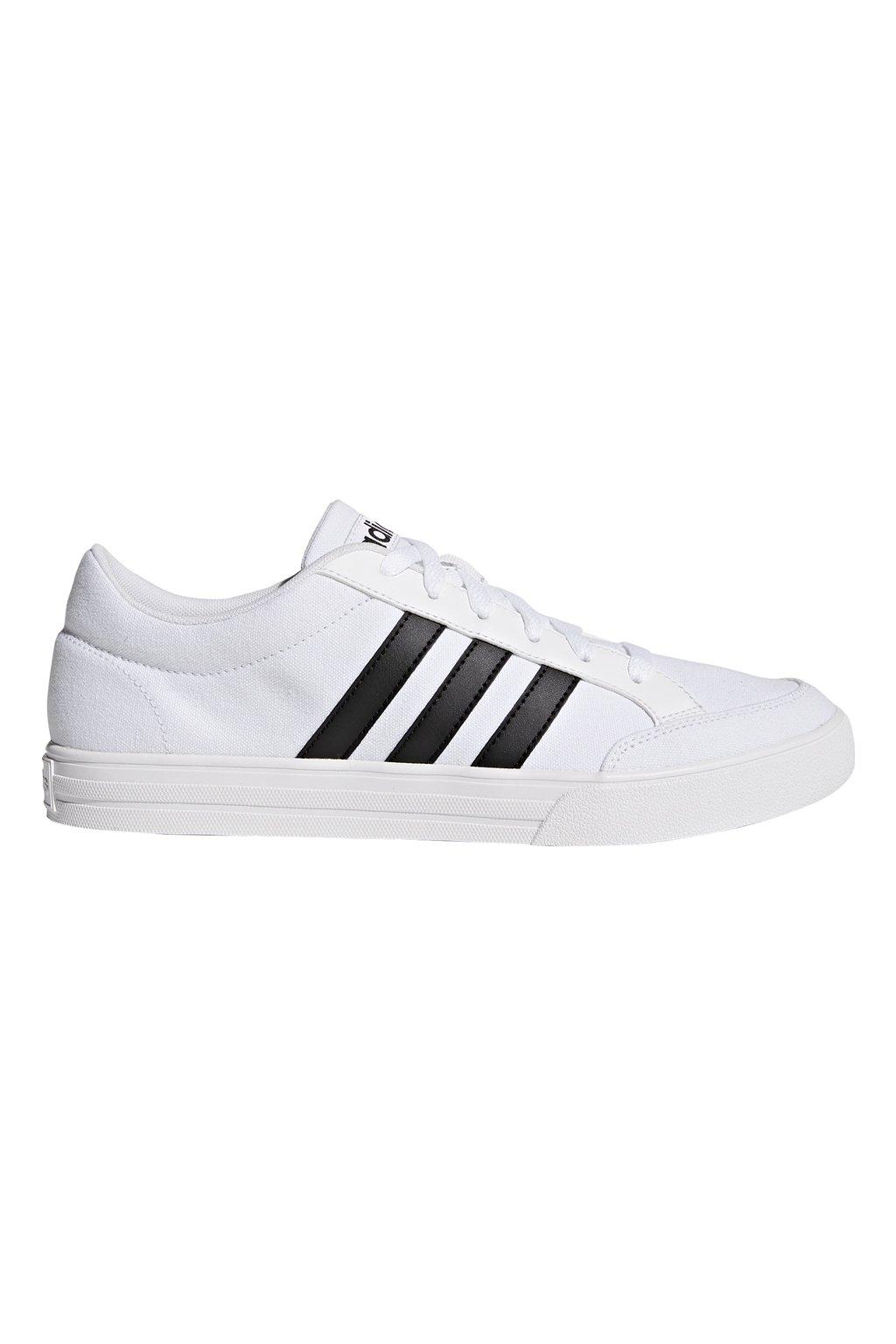 Tenisky Adidas VS Set biele AW3889