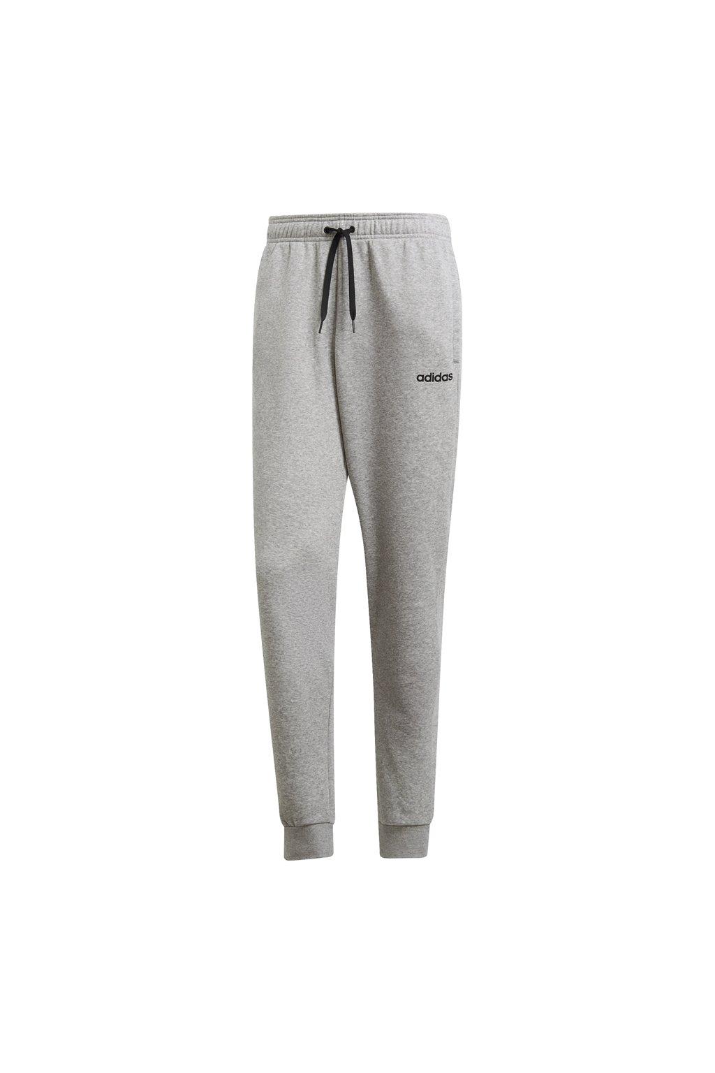 Pánske tepláky Adidas Essentials Plain T Pant FL sivé DQ3061