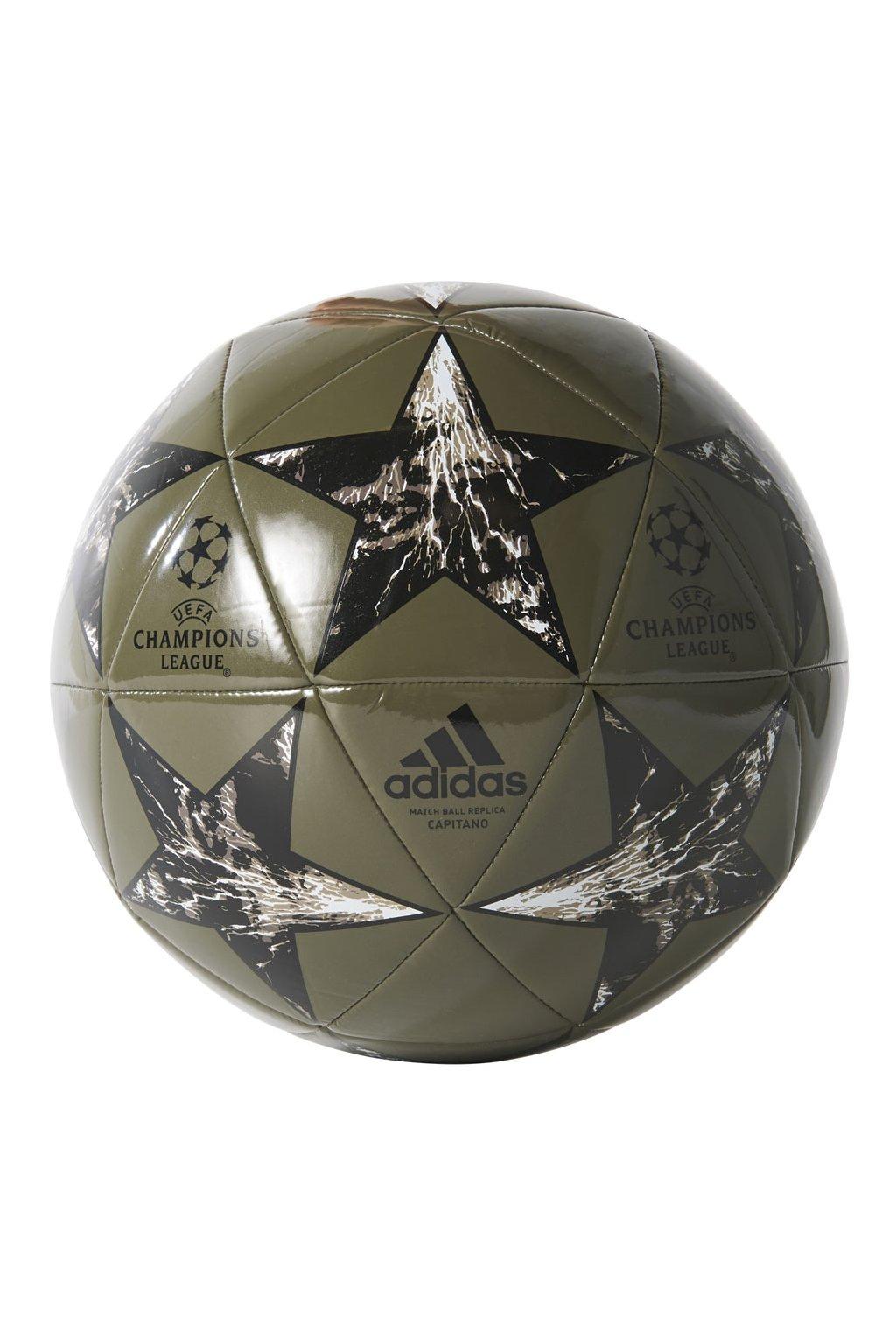 Futbalová lopta Adidas Finale 17 Capitano BP7781
