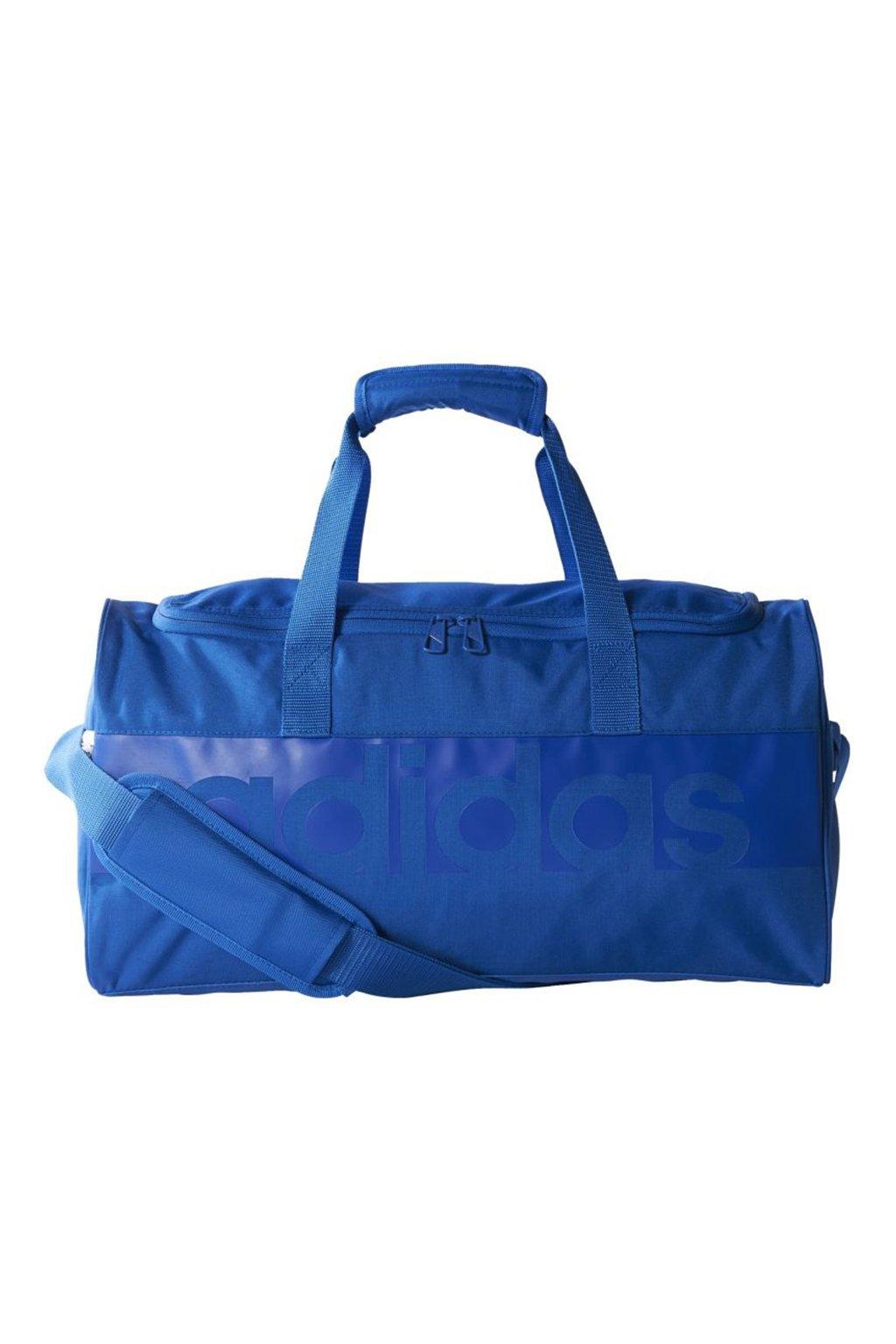 Taška adidas Tiro Linear TB S modrá BS4757