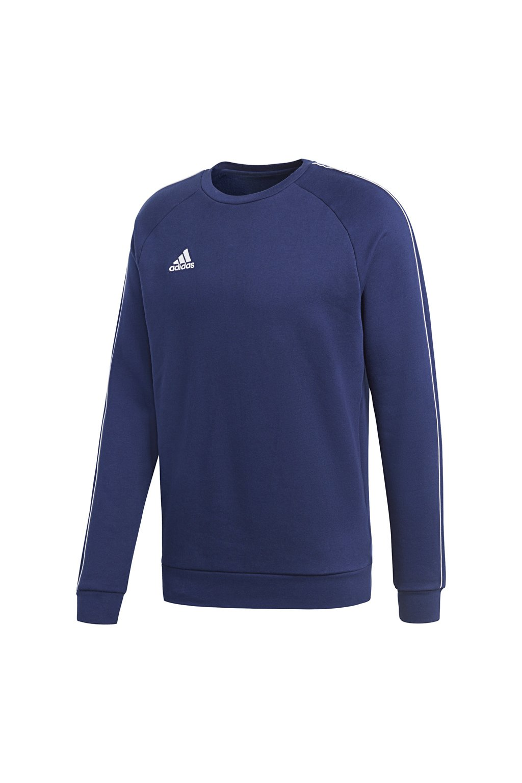 Pánska mikina Adidas Core 18 Sweat Top tmavo modrá CV3959