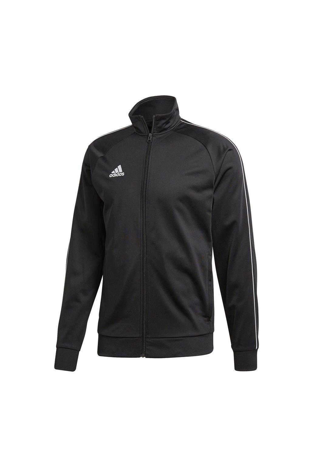 Pánska mikina Adidas Core 18 Polyester čierna CE9053