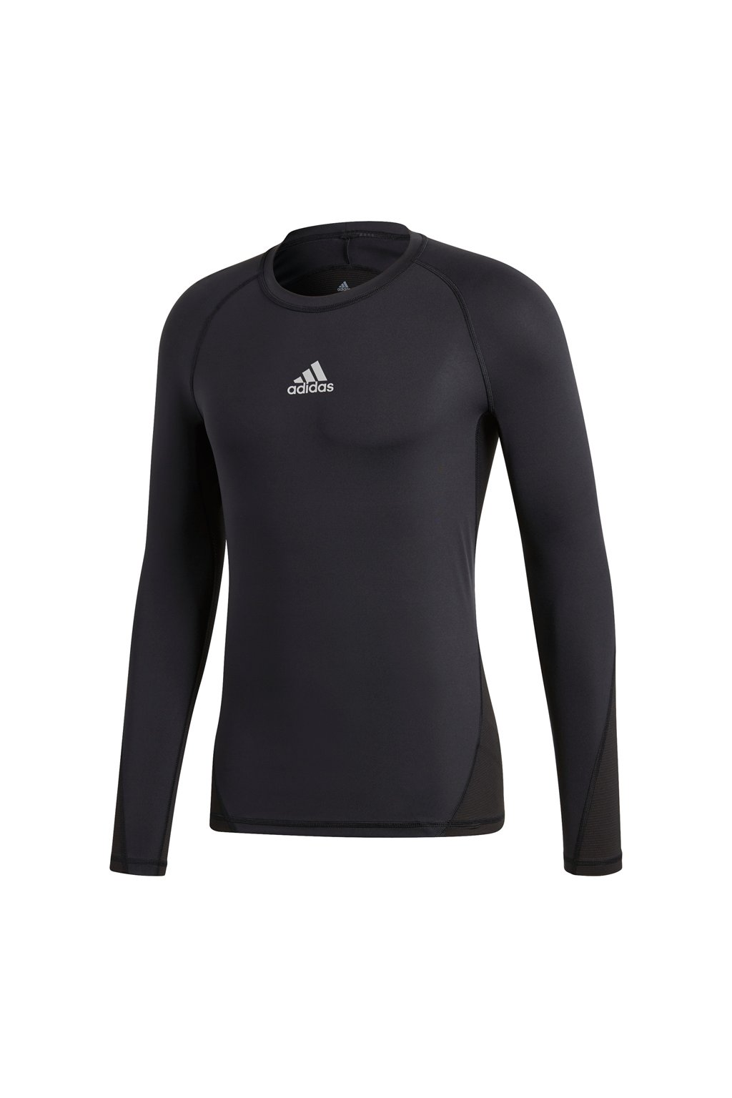 Pánske tričko Adidas Alphaskin Sport LS Tee black CW9486