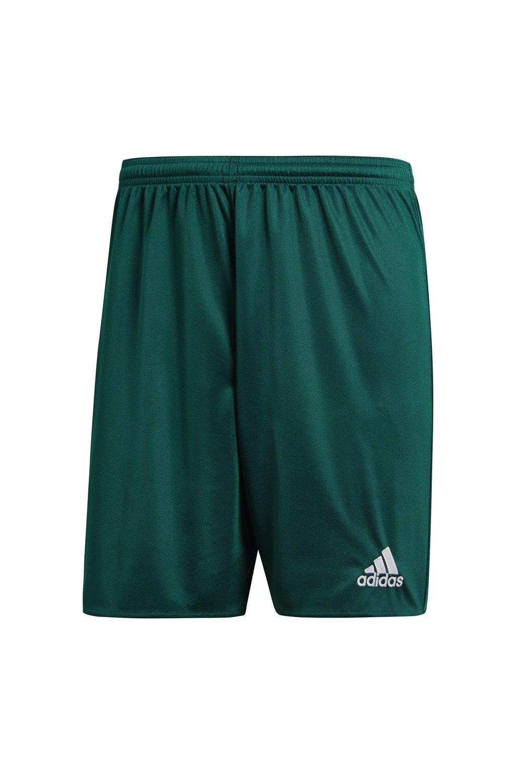Detské kraťasy Adidas Parma 16 JUNIOR tmavo zelená DM1698