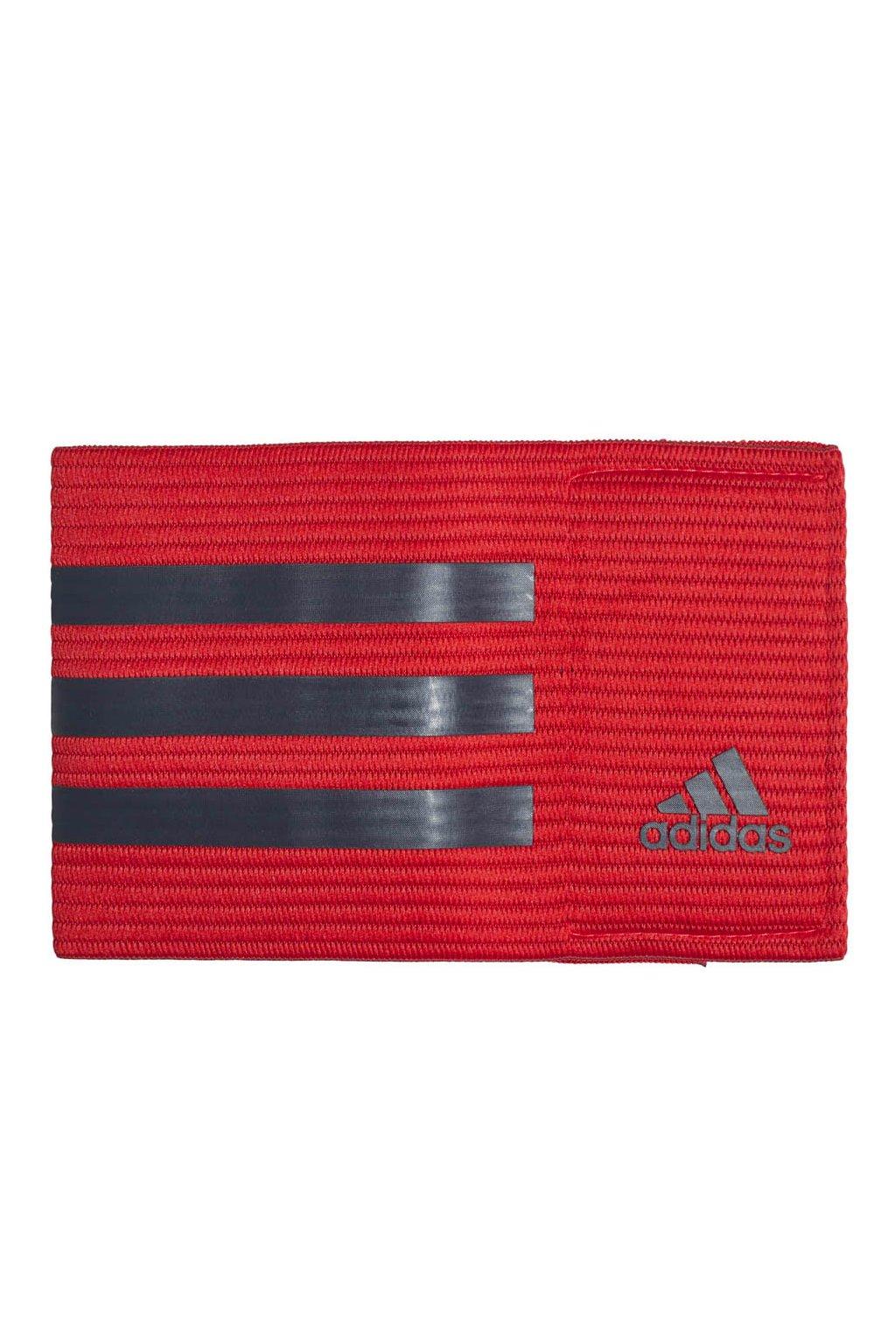 Kapitán náramku adidas FB OSFM červený CF1053