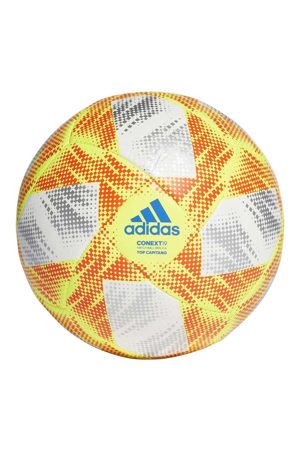 Futbalová lopta adidas Conext 19 Top Capitano DN8636