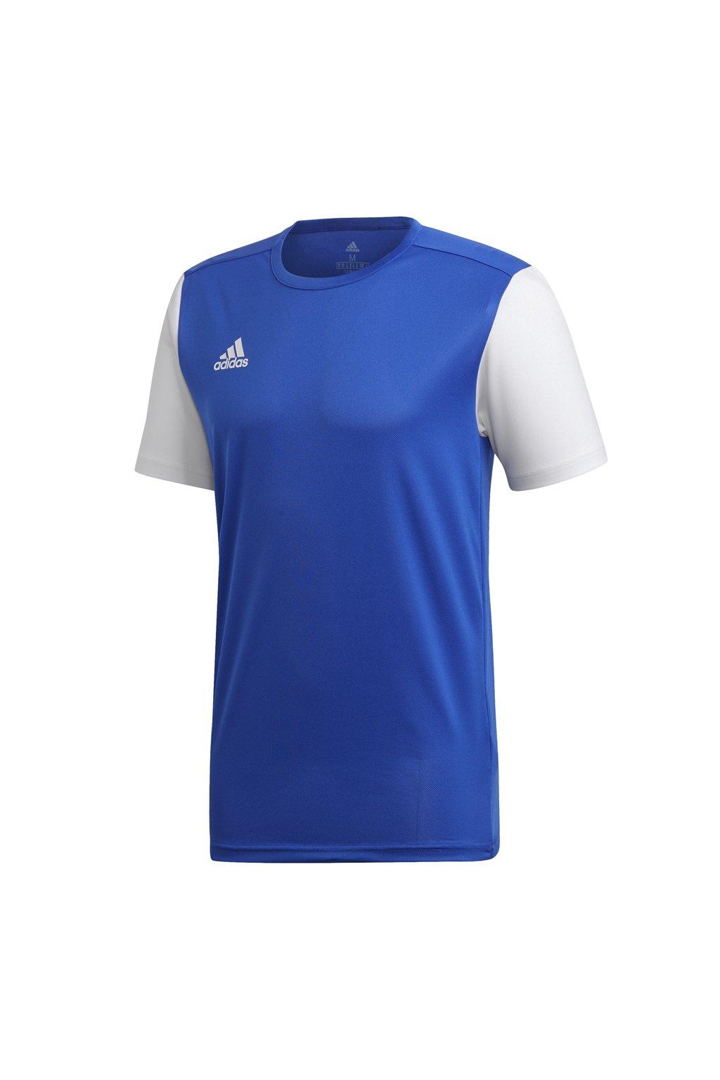 Detské tričko Adidas Estro 19 Jersey JUNIOR modré DP3231