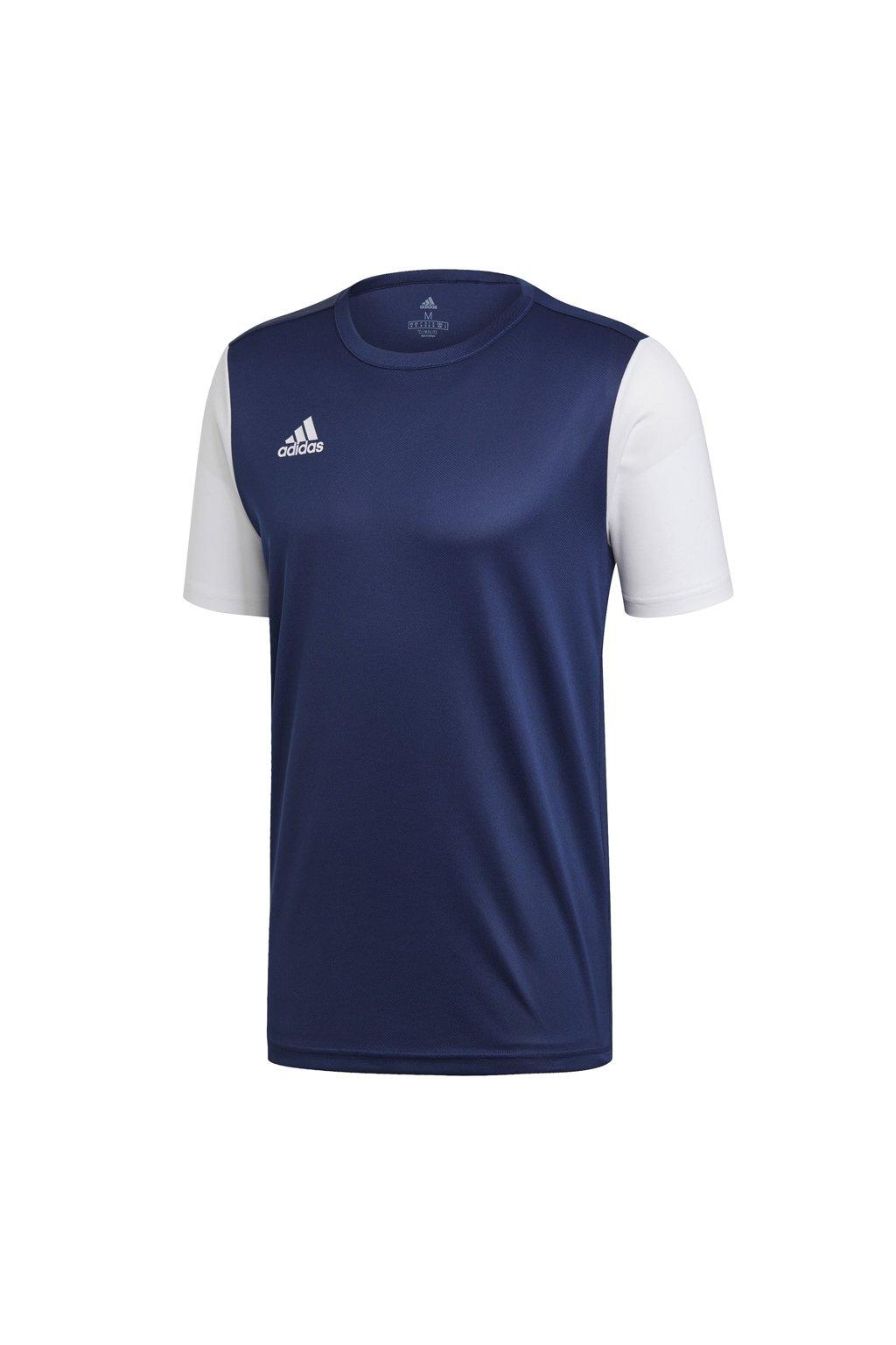 Detské tričko Adidas Estro 19 Jersey JUNIOR námornícka modrá DP3232