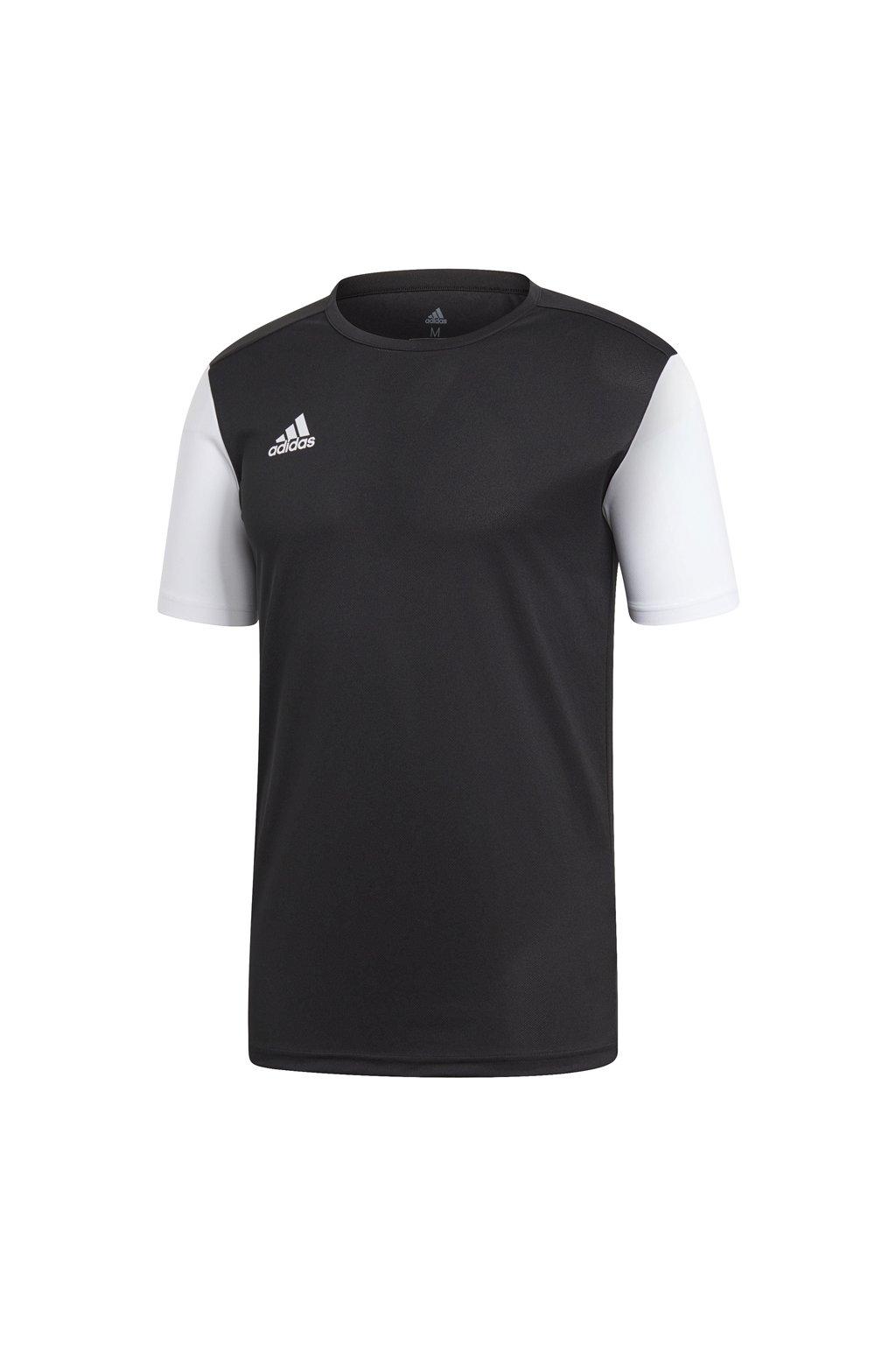 Detské tričko Adidas Estro 19 Jersey JUNIOR čierne DP3233