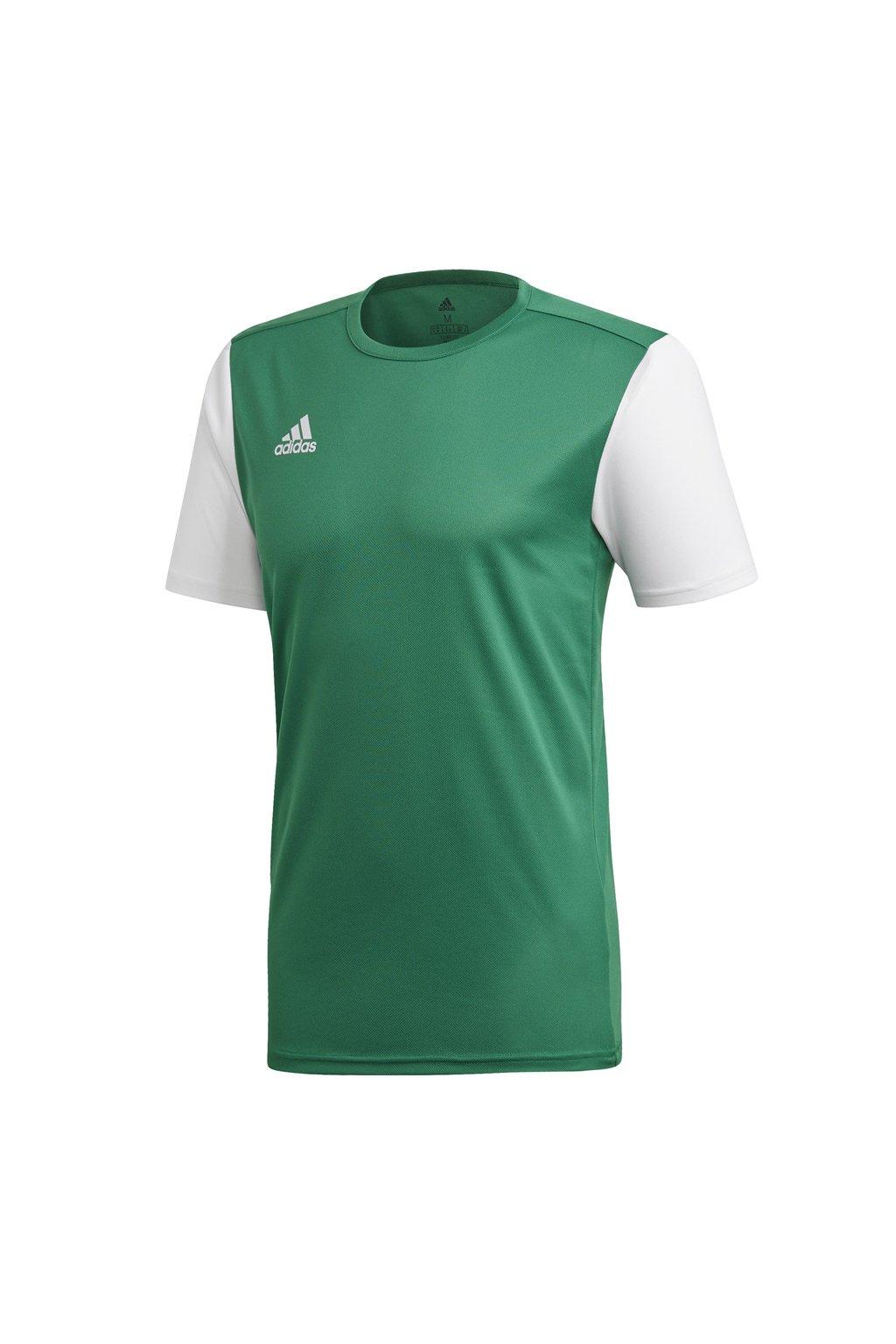 Detské tričko Adidas Estro 19 Jersey JUNIOR zelené DP3238