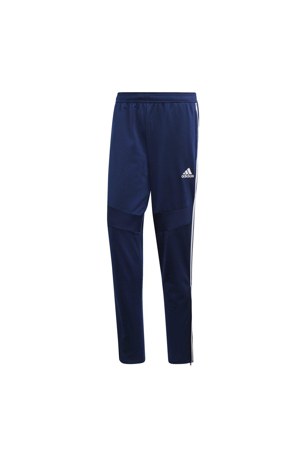 Pánske tepláky Adidas Tiro 19 Polyester tmavo modré DT5181