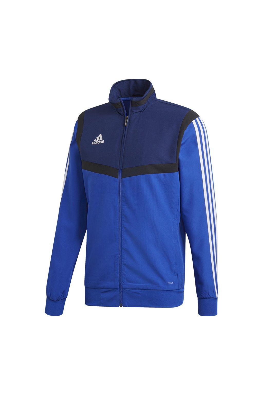 Pánska bunda Adidas Tiro 19 modrá DT5266
