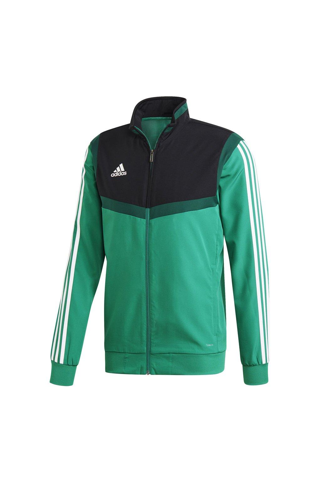 Pánska bunda Adidas Tiro 19 Presentation Jacket green DW4788